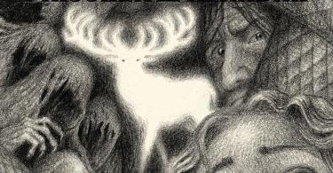 Na capa de Prisioneiro de Azkaban, no centro, está o patrono de Harry, um cervo. A seu lado, o rosto de Sirius Black. Embaixo, Hermione aparece segurando o vira-tempo perto do rosto. Dementadores povoam as extremidades da ilustração.
