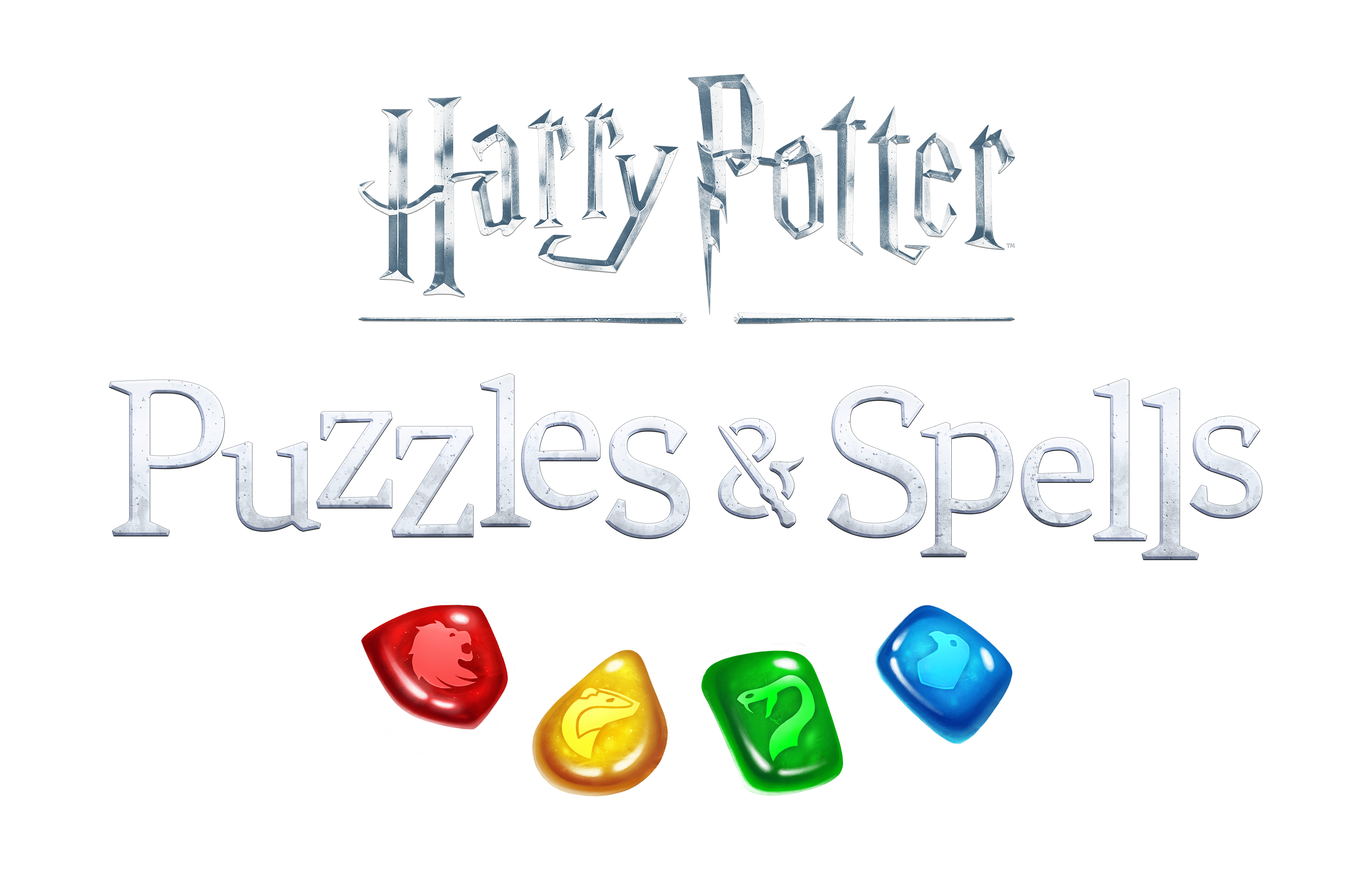 Logotipo de Harry Potter: Puzzles & Spells.
