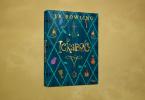 Uma renderização 3D do livro brasileiro sobre um fundo amarelo. A capa está descrita no post.